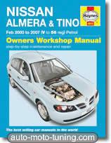 Almera essence (2000-2007)