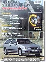 Almera essence et diesel