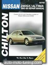 Altima et Nissan 240 SX (1993-1998)