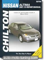 Revue technique Nissan Altima (2007-2010)