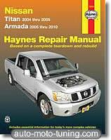 Armada et Nissan Titan (2004-2010)