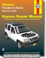 Frontier et Nissan Xterra (2005-2008)