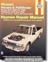 Navara (1986-1996)