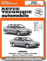 Primera essence et diesel (jusqu'à 1994)