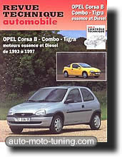 Revue technique Opel Combo essence et diesel