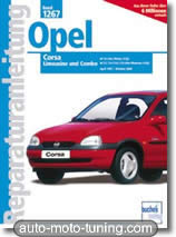 Revue technique Opel Corsa essence B (1997-2000)