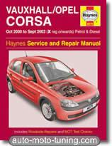Revue Opel Corsa essence et diesel (2000-2003)