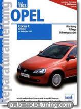 Revue technique Opel Corsa C essence (depuis 2000)