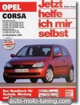 Revue technique Opel Corsa C essence et diesel (depuis 2000)