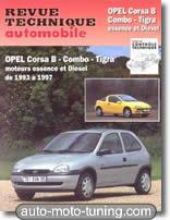 Revue technique Opel Corsa B essence et diesel (1993-1997)