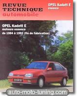 Rta Opel Kadett essence E (1984-1992)
