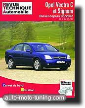 Revue technique Opel Signum - diesel (depuis 06/2002)