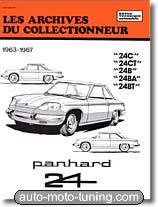 Revue technique Panhard 24