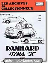 Revue technique Panhard Dyna X