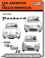 Revue technique Panhard Dyna, PL17, Tigre, 17