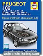 Revue HAYNES Peugeot 106
