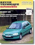 Revue technique Peugeot 106 (1993-1999)