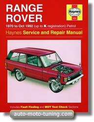 Revue technique Range Rover V8