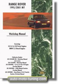 Revue technique Range Rover (1995-2001)