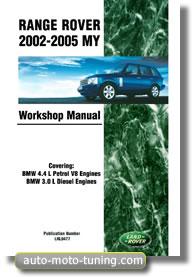 Revue technique Range Rover (2002-2005)