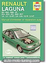 Revue Renault Laguna essence et diesel (1993-1999)
