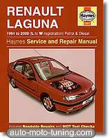 Renault Laguna essence et diesel (1994-2000)