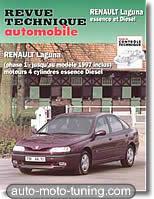 Revue technique Renault Laguna essence et diesel (jusqu'à 1997)