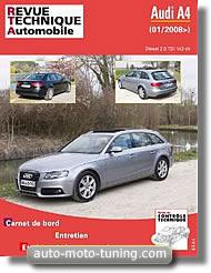RTA Audi A4 diesel depuis 2008