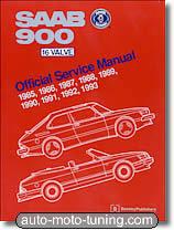 Revue technique Saab 900 - 16 soupapes