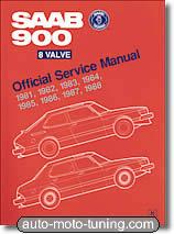 Revue technique Saab 900 - 8 soupapes