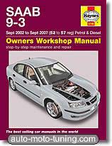 Revue technique Saab 9-3 (2002-2007)