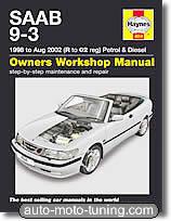 Revue technique Saab 9-3 (1998-2002)