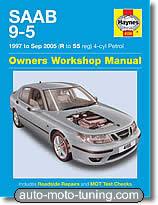 Revue Saab 9-5 essence (1997-2005)