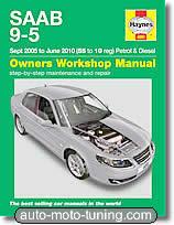 Revue technique Saab 9-5 (2005-2010)