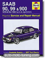 Revue technique Saab 90, 99 et 900 (1979-1993)