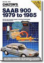 Revue technique Saab 900 (1979-1985)