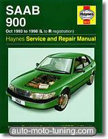 Revue technique Saab 900 (1993-1998)