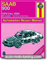 Revue technique Saab 900 (1979-1988)