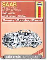 Revue Saab 95 et 96 V4