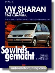 Seat Alhambra essence et diesel (depuis 1995)
