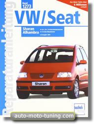 Revue technique Seat Alhambra essence et diesel (depuis 2001)