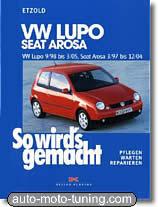 Revue technique Seat Arosa essence et diesel (depuis 1997)