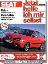 Revue technique Seat Cordoba 6L essence et diesel (2003-2008)