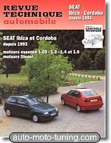 Revue technique Seat Ibiza essence et diesel (depuis 1993)