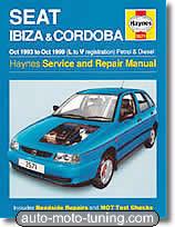 Revue technique Seat Ibiza essence et diesel (1993-1999)
