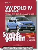 Revue technique Seat Ibiza essence et diesel (depuis 2002)