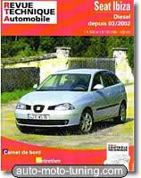 Revue technique Seat Ibiza diesel (depuis 2002)
