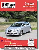 Revue technique Seat Leon II essence et diesel (depuis 2005)