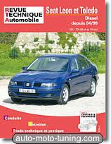 Revue technique Seat Leon diesel (depuis 1999)