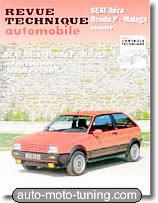 Revue technique Seat Malaga et Seat Ronda essence (1984-1989)